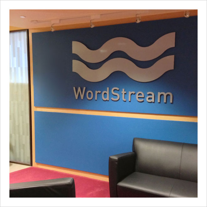 WordStream logo design